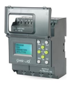 Smart relay và bộ nguồn